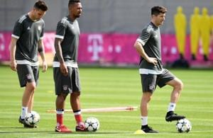 Real Madrid must worry about Robert Lewandowski: Bayern Munich coach...