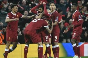 Mohamed Salah stars as Liverpool FC beat AS Roma in UEFA Champions...
