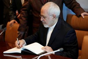 Iran threatens to quit Non-Proliferation Treaty if US scraps nuke deal