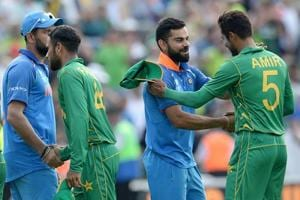 India last faced Pakistan in the ICCChampions Trophy 2017 final in which the latter emerged victorious.
