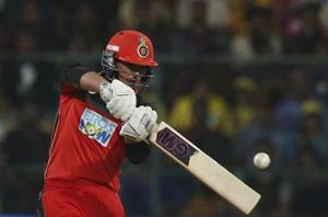 Quinton de Kock notched up his first half-century of the Indian Premier League (IPL)2018 this season vs Chennai Super Kings as the home side notched up 205/8 in the first innings.