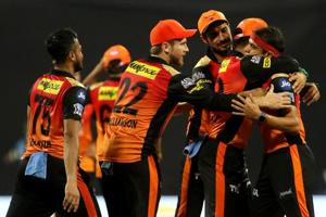 Sunrisers Hyderabad beat Mumbai Indians in low-scoring IPL 2018 match
