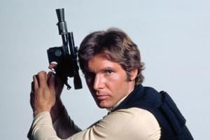 Han Solo played Han Solo in four Star Wars movies.