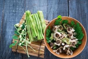Include moringa in your everyday diet. Commonly referred to as the drumstick tree, almost every part of its flower is said to be very good for overall health and is edible.