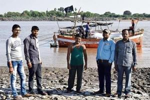 Members of the Samast Bharuch Machimar Samiti are a worried lot these days. The fishermen waved black flags at PM Narendra Modi on his visit last year.