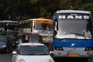Many passengers complain that the seats of Maharashtra State Road Transport Corporation (MSRTC) buses for long distances are presently full, due to which many passengers are forced to pay extra to private bus operators.