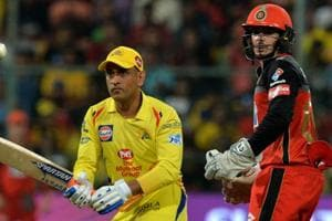 Quinton de Kock (R) lamented Royal Challengers Bangalore's narrow loss to Chennai Super Kings in the IPL on Wednesday.