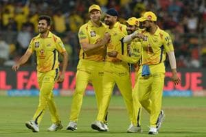 Despite Chennai Super Kings conceding a lot of runs in their IPL 2018 campaign so far, coach Stephen Fleming has refused to blame his bowlers.