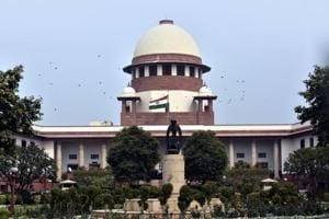 The Supreme Court collegium is a body of the five top judges headed by the Chief Justice of India that appoints judges.