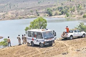 The bodies of two of the three boys who had drowned in the water body, also known as Katarkhadak reservoir, were recovered by rescue teams comprising personnel from National Disaster Rescue Force (NDRF) and locals at the end of a four-hour long search operation on Thursday.