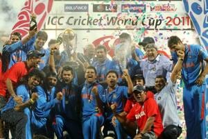 The Indian cricket team last won the ICCWorld Cup in 2011. See India's full 2019 Cricket World Cup schedule and venue list here.