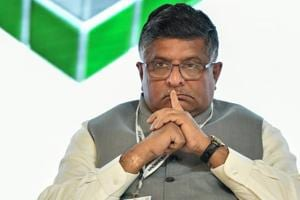 """Ravi Shankar Prasad alleged that the """"real provocation"""" for imposition of Emergency was a judgement of the Allahabad High Court against Indira Gandhi."""