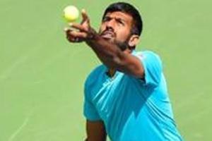 Rohan Bopanna and Yuki Bhambri were the All India Tennis Association's nominees for the Arjuna award.