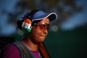 Shreyasi Singh and Shahzar Rizvi are among four shooters that have been recommended for the Arjuna Award by the National Rifle Association of India (NRAI).