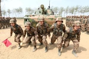Soldiers of China