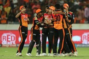 Sunrisers Hyderabad won against Kings XIPunjab by 13 runs at Uppal. Get highlights of Sunrisers Hyderabad vs Kings XI Punjab here.