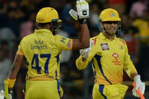 MS Dhoni will be key to Chennai Super Kings's success once again as they face Mumbai Indians in the Indian Premier League (IPL) 2018 on Saturday.