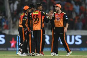 Sunrisers Hyderabad are currently second in the points table of IPL 2018.