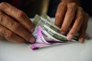 """Along with his complaint, he submitted copies of five bills with payments totaling Rs 4.72 lakh as """"maintenance charges,"""" to a firm allegedly owned by the politician's son."""