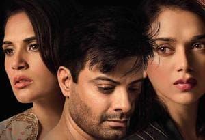 Richa Chadha, Rahul Bhat and Aditi Rao Hydari play lead roles in Daas Dev.