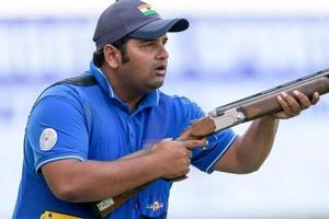 Indian shooter Sheeraz Sheikh is currently taking part in the ISSFWorld Cup.