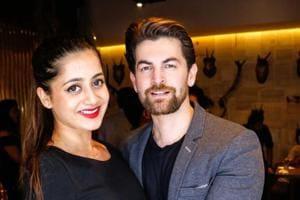 Rukmini Sahay and Neil Nitin Mukesh are expecting a baby.