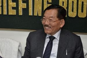 Sikkim chief minister Pawan Chamling was elected to the Sikkim assembly for the first time in 1985.