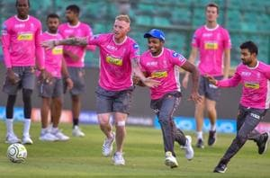 Rajasthan Royals will face Kane Williamson's Sunrisers Hyderabad in their seventh game of IPL 2018 on Sunday.