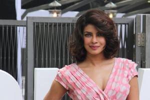 After a long time, Priyanka Chopra has signed a Bollywood film, titled Bharat.
