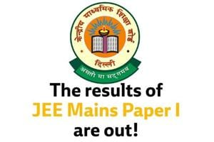 JEE Mains Paper I results declared! Here's what the toppers have to say