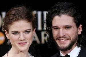 Rose Leslie and Kit Harington have bought a medieval 15th century home in English countryside for about a $2 million. (Reuters)