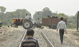 The state has over 800 unmanned railway crossings that are yet to see closure or transformation into manned crossings.