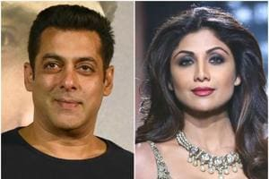 The lawyer has been fined for filing a court case against actors Salman Khan and Shilpa Shetty without any reasonable cause.