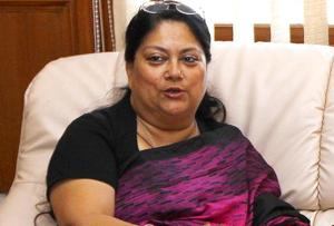 Rajasthan chief minister Vasundhara Raje  gave the approval  for DBGupta's appointment as Chief Secretary late Monday night.