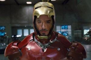 Robert Downey Jr plays the titular role of Iron Man in the film.