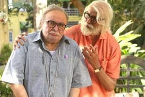 Amitabh Bachchan and Rishi Kapoor have reunited after a gap of 27 years in 102 Not Out.
