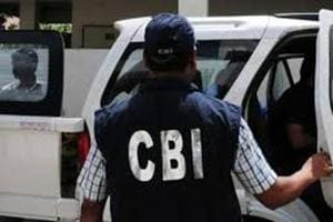 The CBI is carrying out searches at eight locations in Delhi, Noida, Lucknow and Mumbai in the case.