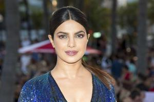 Priyanka Chopra just wore the sexiest skirt suit we have ever seen
