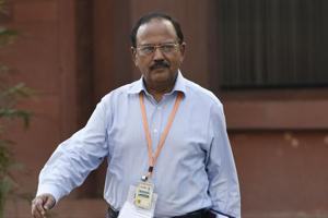 National security adviser Ajit Kumar Doval heads the newly constituted overarching Defence Planning Committee (DPC).
