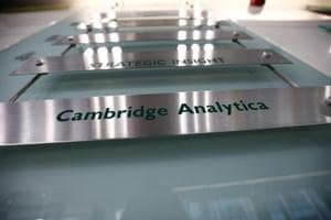 Cambridge Analytica said bad publicity in the aftermath of data breach allegations drove potential clients away.
