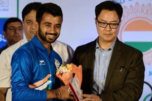 Manpreet Singh will be Hockey India's recommendation for Arjuna Award this year.