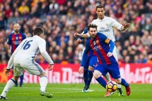 Barcelona and Real Madrid will face off in the final El Clasico of the season on Sunday.
