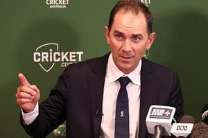 Justin Langer said that Australian cricket team's biggest test will be their Test series in India.