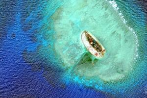 China is engaged in hotly contested territorial disputes in both the South China Sea and the East China Sea. China claims almost all of South China Sea. Vietnam, Philippines, Malaysia, Brunei and Taiwan have counter claims.