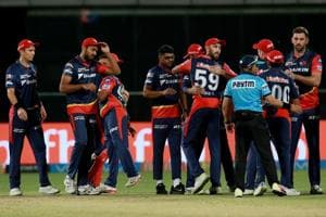 Delhi Daredevils staved off Rajasthan Royals to win their IPL 2018 clash by four runs on Wednesday.