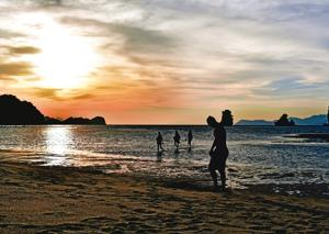 If you have been to Andamans and Goa, you could probably skip the beaches of Langkawi
