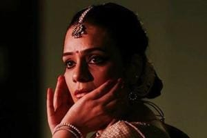 One of the dancers, Rashmi Uppal, will perform a short choreographed piece on the concept of Hindi word 'kal' that denotes both yesterday and tomorrow.