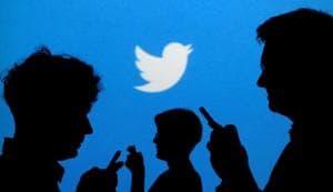 Twitter spar.