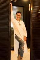 Actor Divya Dutta won the award for Best Actress in Supporting Role for the film Irada.
