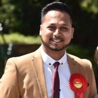 Imtiyaz Shaikh, who contested as a Labour candidate, won the five-cornered contest in Eastcott, polling 1621 votes. His nearest rival, Toby Robson of Liberal Democrats, received 1344 votes.